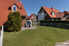 Ferienhaus Luechtfuer Norden-Norddeich - Garten