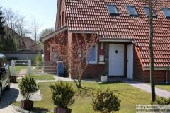 Ferienhaus Luechtfuer Norden-Norddeich - Haus